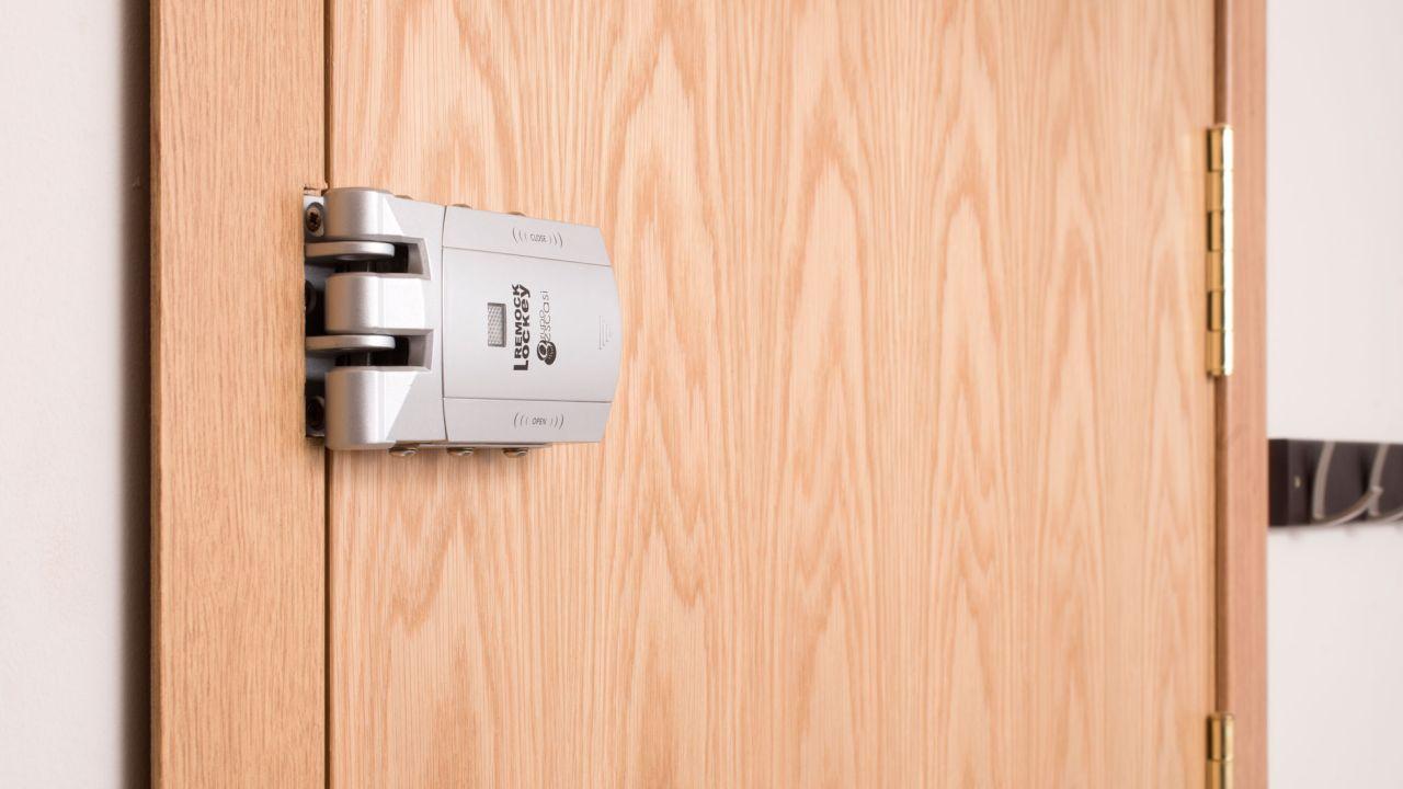 Cerradura invisible moderna e innovadora
